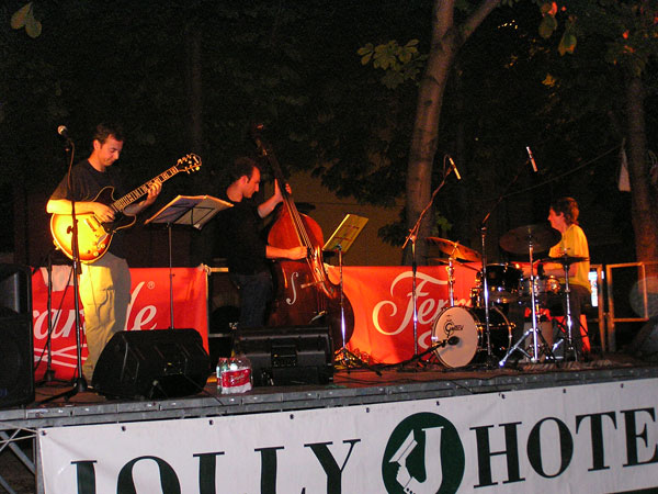 Brescia, dai concerti di Jazz on the Road favore dell'ANT (5)