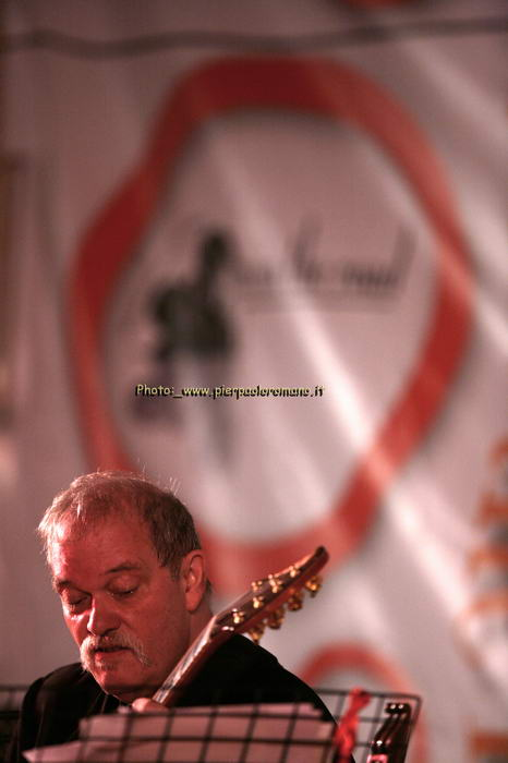 Jazz On The Road Festival 2006 - 15 LUGLIO - JOHN ABERCROMBIE trio Fotografie di PIERPAOLO ROMANO